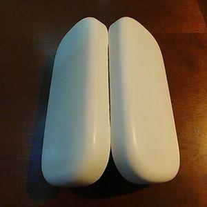 Marc Jacobs Accessories - White marc jacobs sunglass case